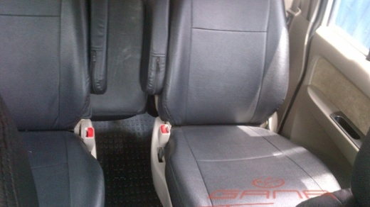 Interior capten seat APV arena luxury