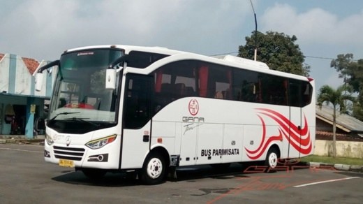 Rental Bus di Bali 40 Seats